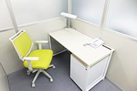 レンタルオフィス東京・銀座 レンタルオフィス内環境