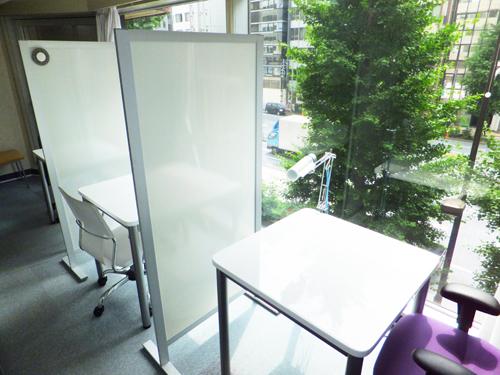 レンタルオフィス東京・銀座 ワークスペース