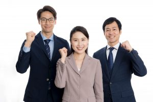 レンタルオフィス東京・銀座のスタッフがサポートいたします